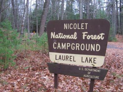 Preview photo of Laurel Lake Campground