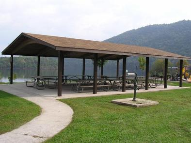 Tatman Run Picnic Shelter