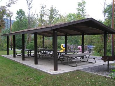 Preview photo of Weaver Falls Shelter
