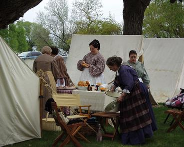 Camp Floyd State ParkGet a taste of mid-19th-century life at Camp Floyd.