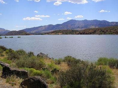 Gunlock ReservoirBoat, fish, and swim on the tranquil waters at Gunlock Reservoir or enjoy an afternoon picnic on the beach.
