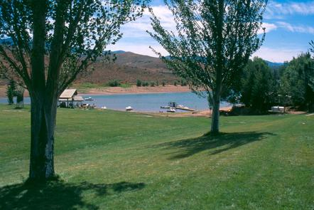 High-elevation RetreatDiscover a mountain getaway approximately 28 miles northeast of Salt Lake City.