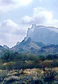 Eagletail Mountains Wilderness