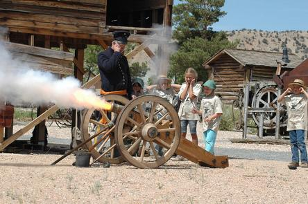 Historical ReenactmentThis family-friendly museum and state park offers a glimpse at life in Utah at the turn of the century.