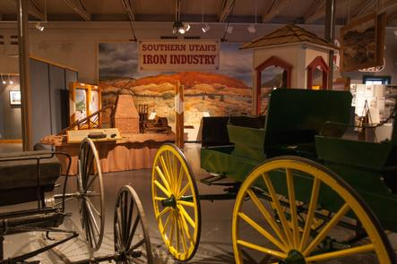 How Iron County Got its NameLearn about the early iron industry in southwestern Utah.