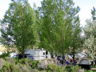 RV Camping at Yuba