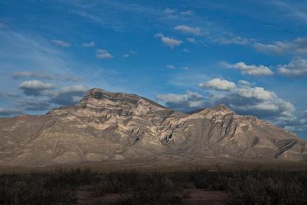 Big Hatchet Mountains Wilderness Study Area