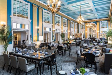 French KitchenThe French Kitchen, located within the historic mirrored Versailles Room focuses on modern interpretations of classic French bistro fare.