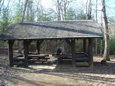 COMERS ROCK PICNIC SHELTER