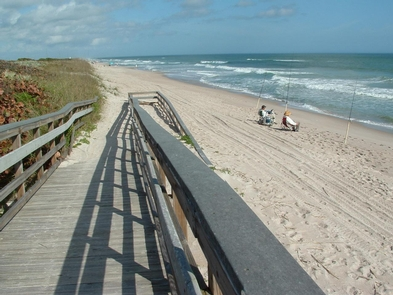 Playalinda BeachEach year millions of visitors discover the pristine beauty of Canaveral National Seashore.