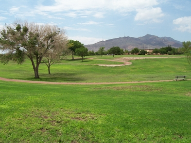 TrailsEnjoy the green space of Chamizal in the heart of El Paso.