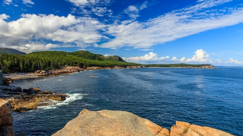 Acadia's rocky coastlineMillions of people come to Acadia for our distinctive rocky coastline.