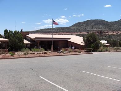 Colorado National Monument Visitor Center