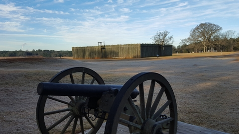 Historic Site of Camp Sumter Civil War Military Prison at AndersonvilleCamp Sumter Military Prison, known as Andersonville, was the deadliest ground of the Civil War. Nearly 13,000 American soldiers died here.