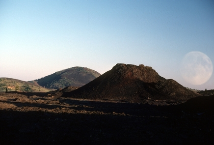Volcanic Cones and MoonCraters of the Moon is out of this world!
