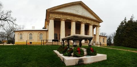 Arlington HouseArlington House, the Robert E. Lee Memorial