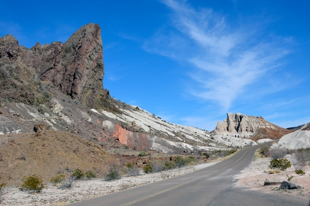Ross Maxwell Scenic DriveRoss Maxwell Scenic Drive in Big Bend National Park