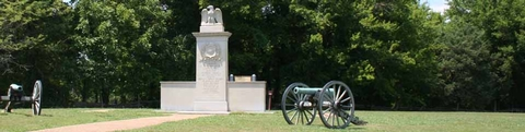 Brices Crossroads MonumentThe Confederate victory at Brices Cross Roads was a significant victory for Major General Nathan Bedford Forrest, but its long term effect on the war proved costly for the Confederates. Brices Cross Roads is an excellent example of winning the battle, bu