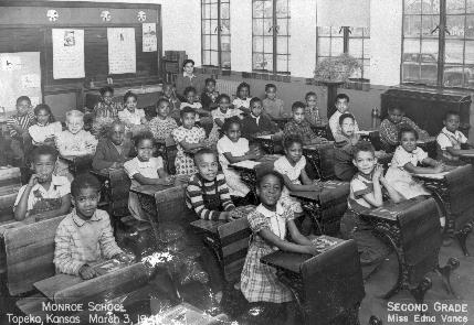 Monroe ClassroomMonroe School Class Photo 1949