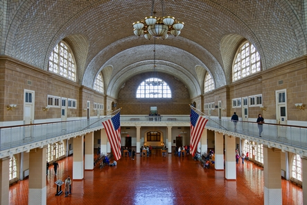 Preview photo of Ellis Island Part of Statue of Liberty National Monument