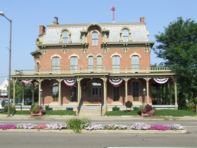 First Ladies National Historic SiteThis was the longtime residence of William and Ida McKinley.