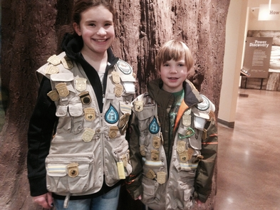 Junior RangersYouth of all ages participate in the Junior Rangers program at the Monument.