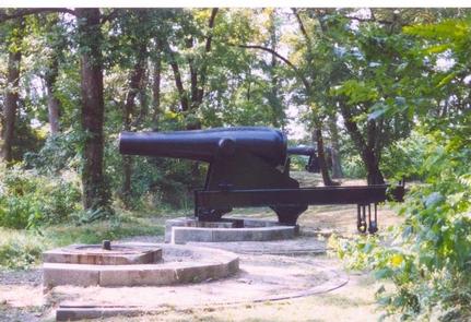 15-inch Rodman Cannon