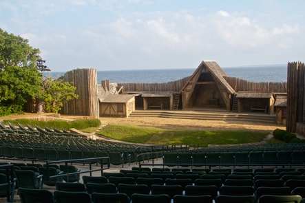Waterside TheatreHome of The Lost Colony drama performed every summer