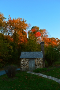 The GrowleryFrederick Douglass retreated to this stone cabin to read, write, and think in seclusion.
