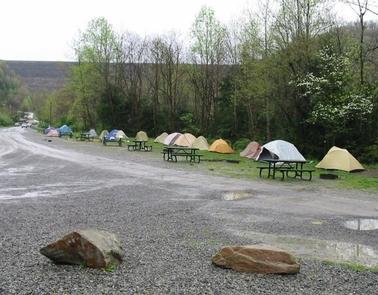 Gauley Tailwaters CampgroundA popular campground during Gauley Season