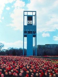 Netherlands Carillon in Spring