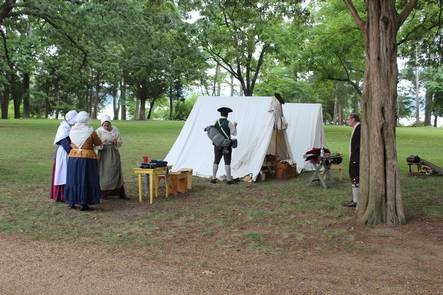 Special EventsOur special events draw thousands to the park every year, like this Revolutionary War Encampment