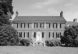 Historic Harmony HallHistoric image of Harmony Hall, circa 1938.