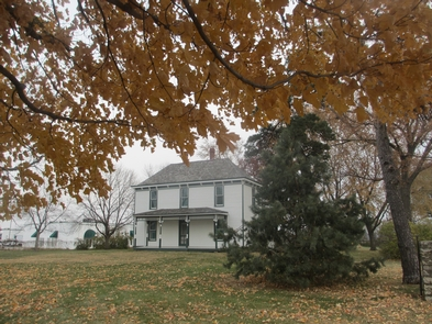 The Truman Farm HomeFrom when he was 22 until he was 33 years old, Harry Truman lived on his grandmother's farm.