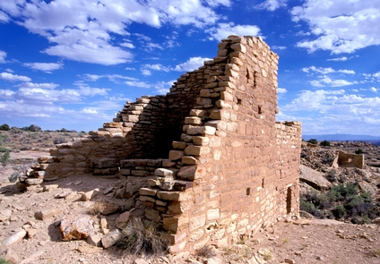 Cajon UnitThe Cajon Unit is one of several outlying units at Hovenweep National Monument.