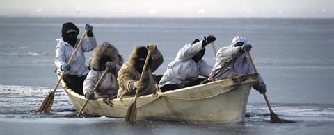 Inupiaq whalers