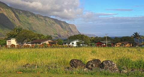 Kalaupapa SettlementPatients lived in a combination of group homes and single family residences at Kalaupapa.