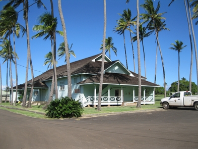 Paschoal HallPaschoal Hall, also known as the Kalaupapa Social Hall, served as the community's recreational center with movies, entertainers, and dances.