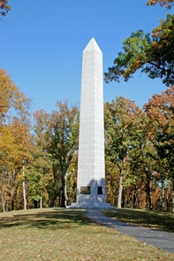 US Monument in FallUS Monument in the Fall