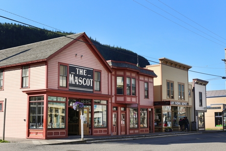 Skagway Historic DistrictExplore history with the restored buildings at Klondike Gold Rush National Historical Park