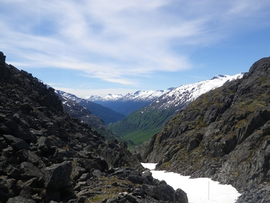 "The Chilkoot TrailEach summer thousands of people hike along the ""worlds longest museum"""