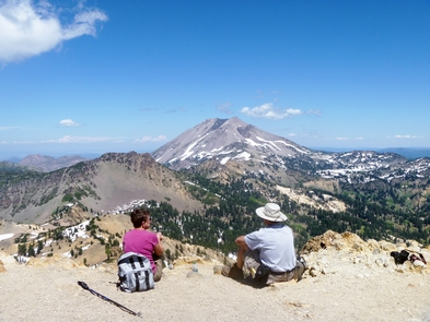 Brokeoff PanoramaOver 150 miles of trails let you choose your adventure.