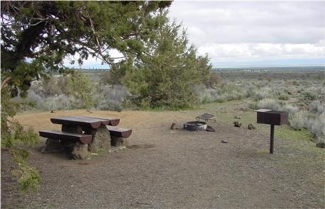 CampsiteCampsite in A Loop