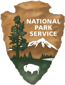 ArrowheadNational Park Service logo.