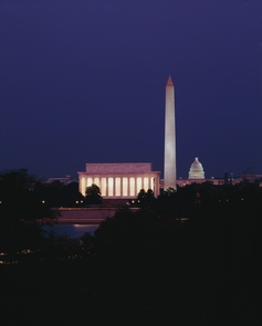 Nations Capital LandscapeAn iconic photo of the Nations Capital