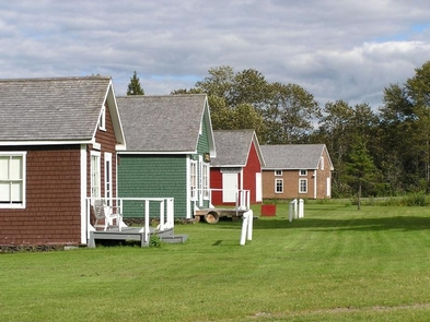 Acadian VillageScenic view of Acadian Village