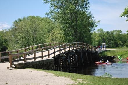 North BridgeNorth Bridge, Concord Massachusetts
