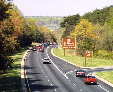 Baltimore-Washington ParkwayBaltimore-Washington Parkway is managed by National Capital Park-East