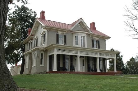 Frederick Douglass National Historic SiteCedar Hill, Frederick Douglass' Washington D.C. home.