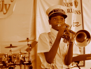 Community Events by New Orleans Jazz National Historical ParkThe park works with local partners to share jazz at community events, festivals, and other venues.